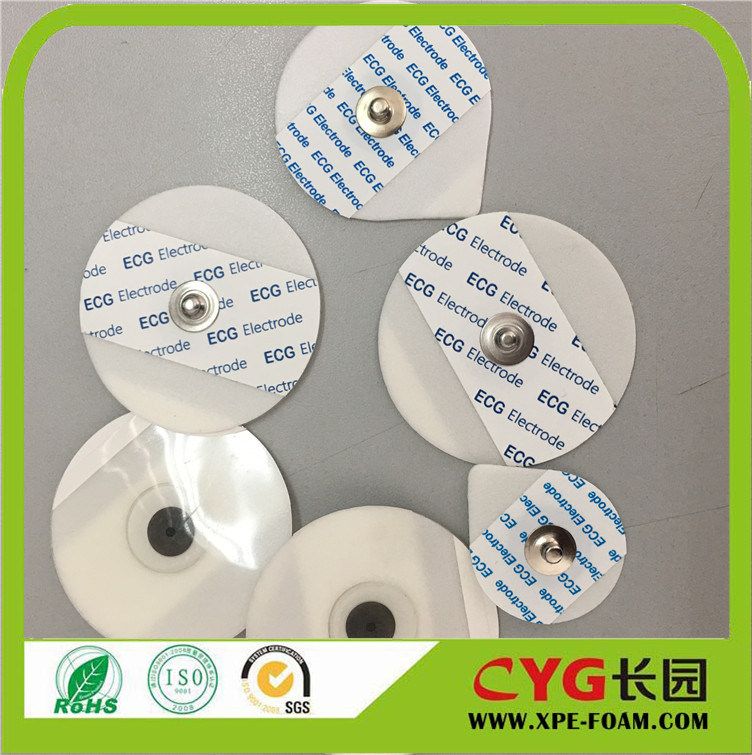 1mm Ultra Thin IXPE Cross-Linked Foam for Medical ECG Use Food Grade Foam