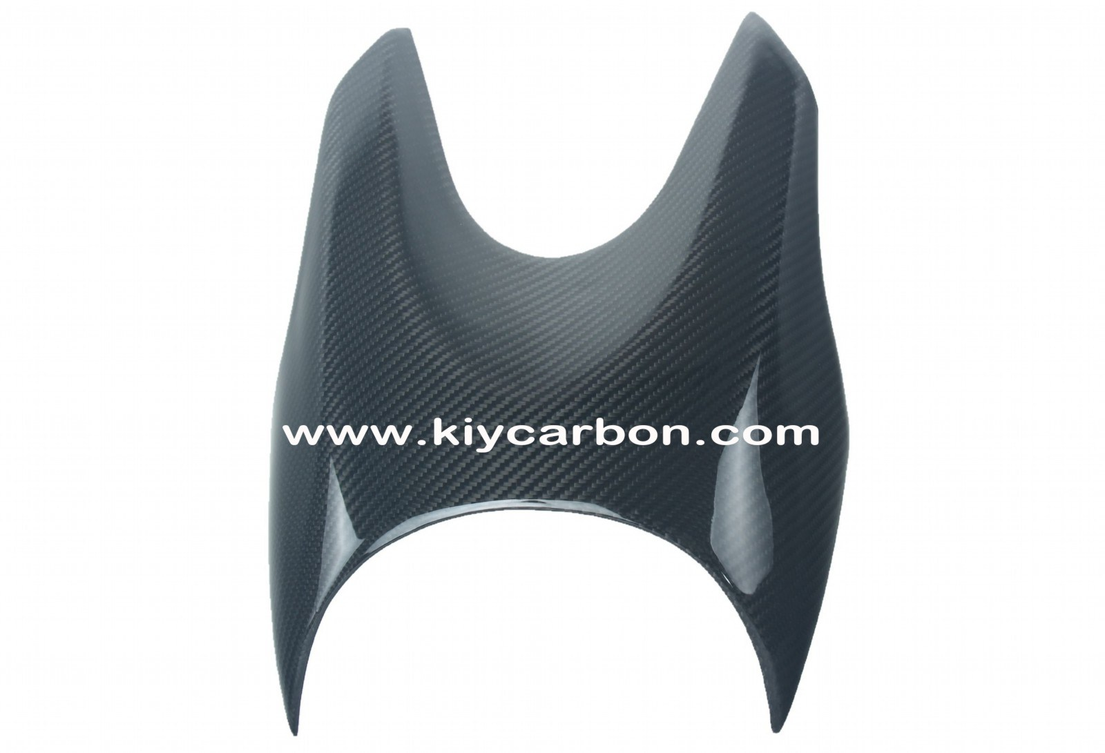 Motorcycle Carbon Part Front Headlight Fairing for Ducati Diavel