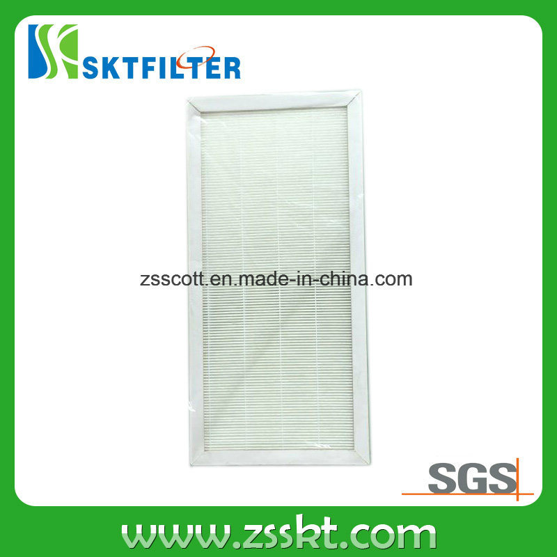 0.3 Micron HEPA Filter for Remove Small Particles