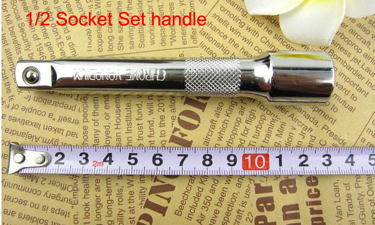 Socket Set, Socket Hand Tool Set, 1/2 Socket Set