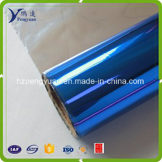 Vacuum Metallized Metcpp Film for Food Packaging