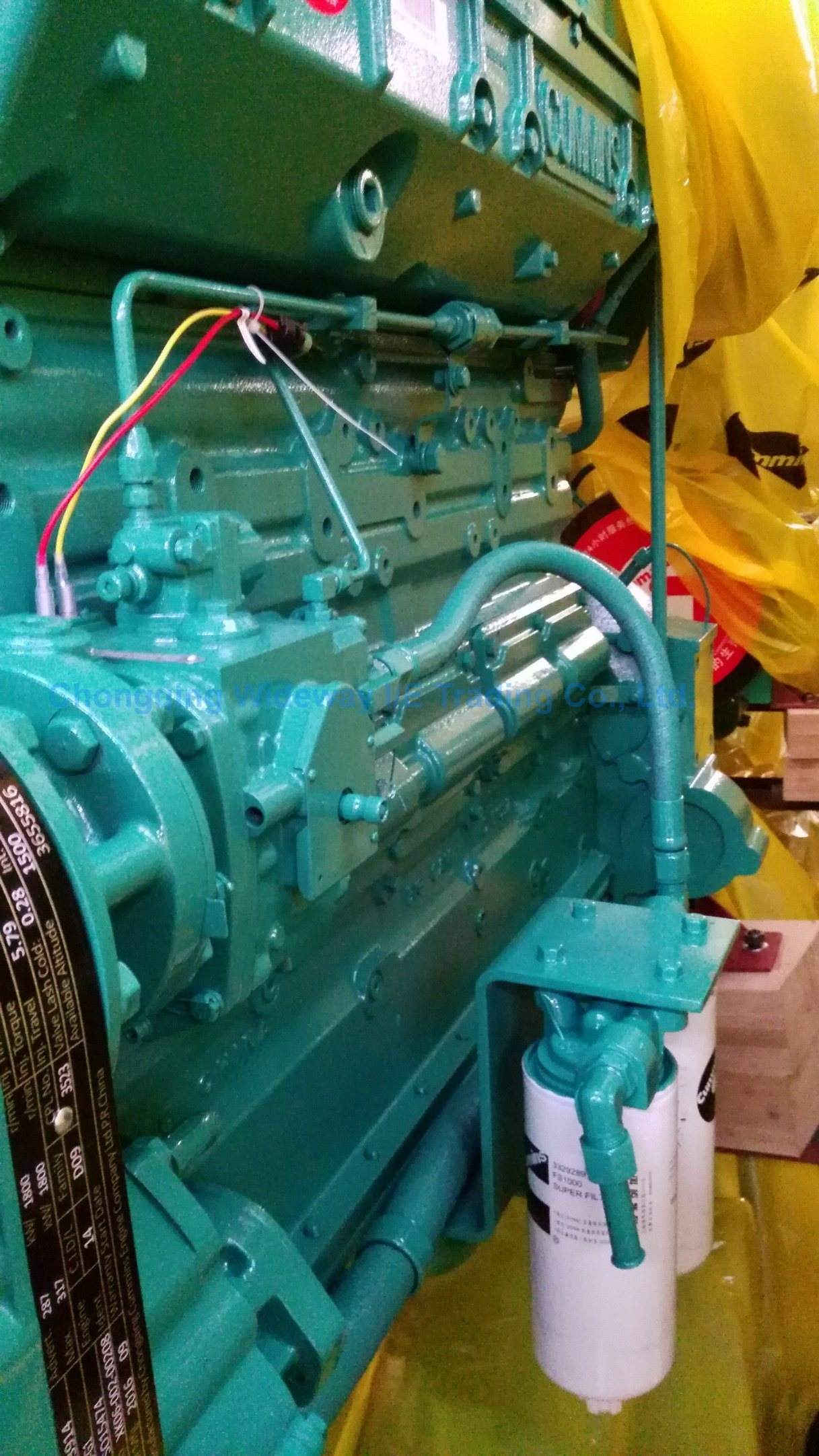 Genuine Original Ccec Nta855-G1 Cummins Diesel Engine for Generator Set