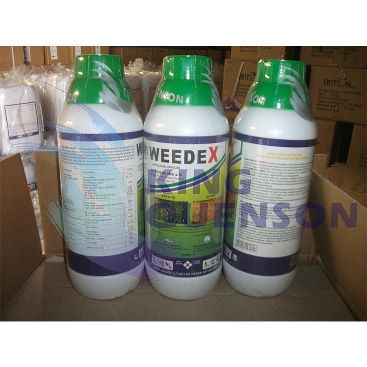 King Quenson Herbicide High Effective Supplier 95% Tc Glyphosate 80% Sp