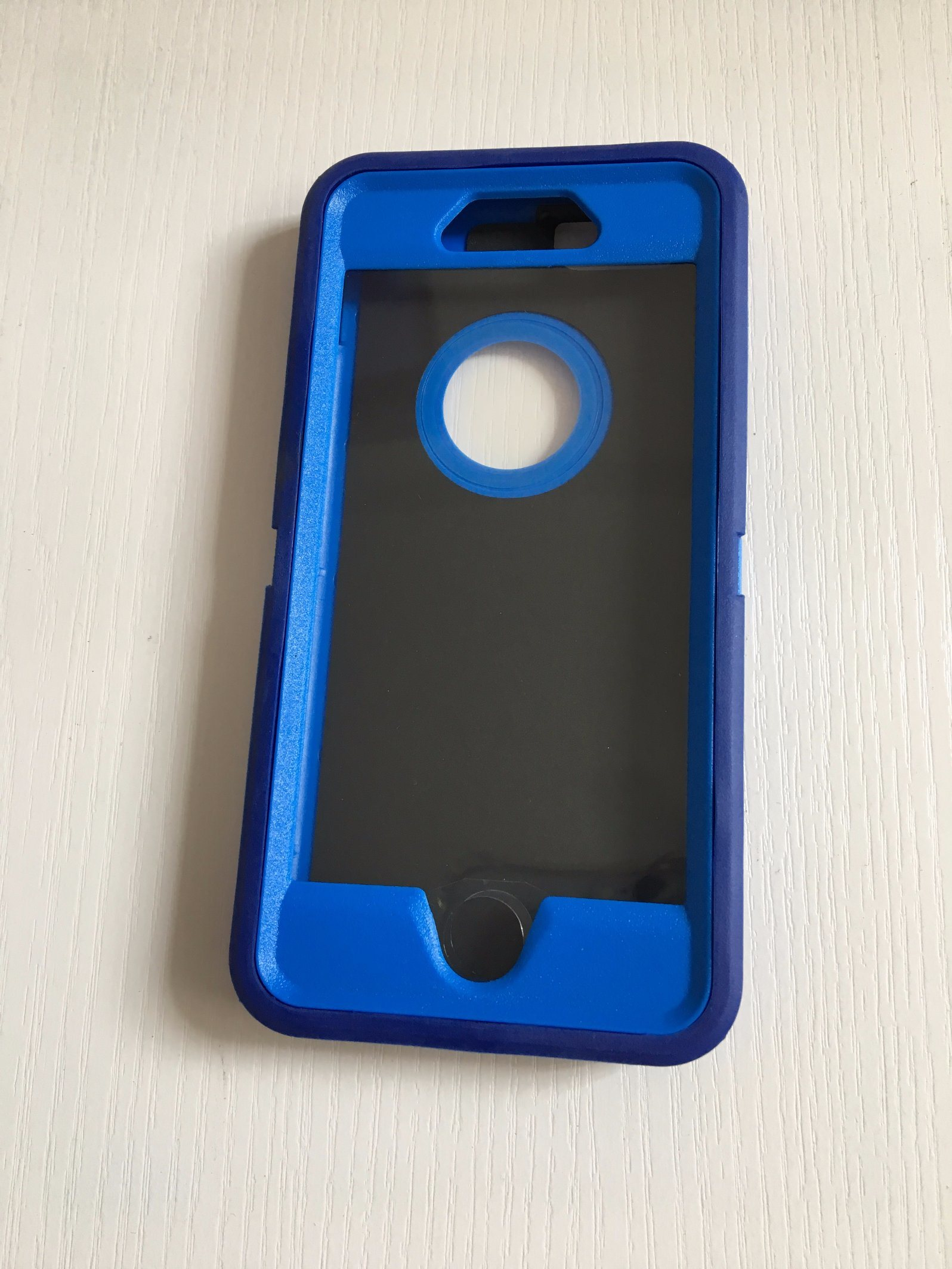 Mobile Phone Anti Dust Defense Protector Case Cover for iPhone 7 Plus 4.7 5.5