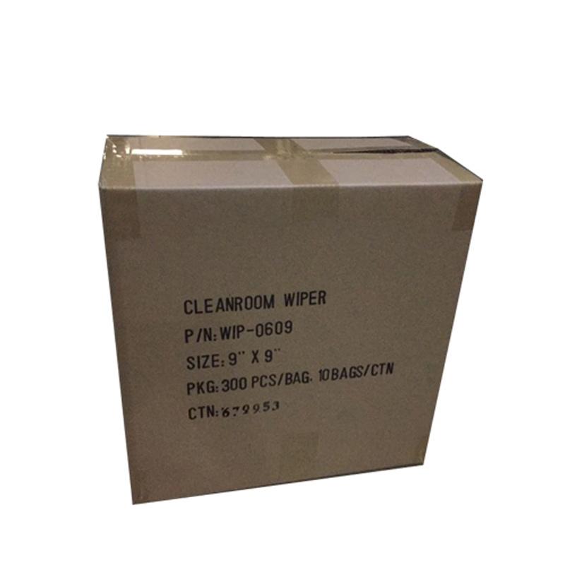 """Cleanroom Ployester Wiper 4""""*4"""" for Cleanroom Assembling Line"""