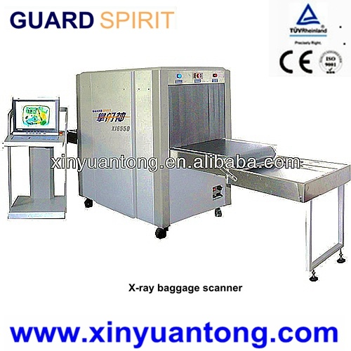 Railway Station Security Use X Ray Baggage Scanner 65*50 Cm X-ray Inspection System Price
