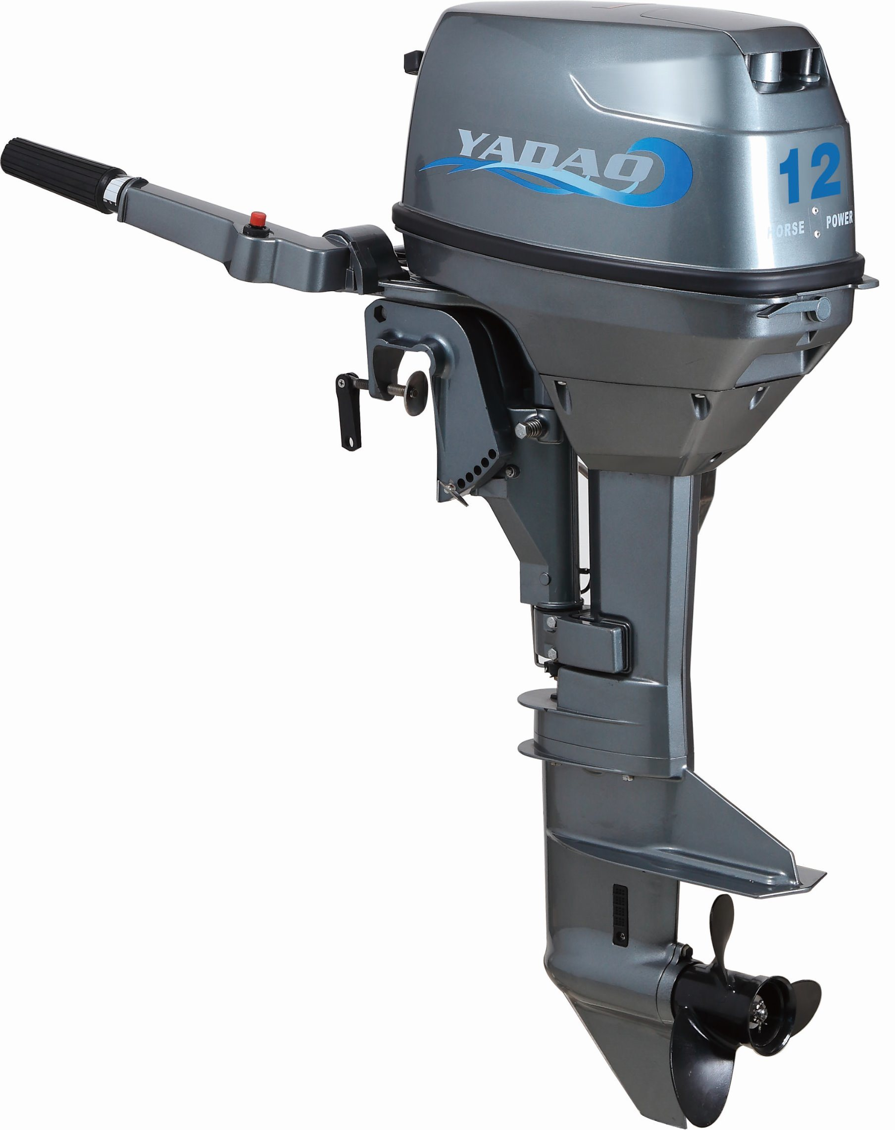 Popular Models Yadao Sale 12HP 2 Stroke Outboard Boat Motors