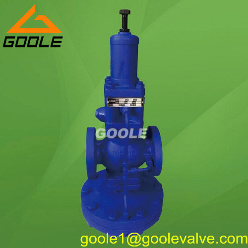 Pilot Operated Pressure Reducing Valve (DP27-GVPR01)