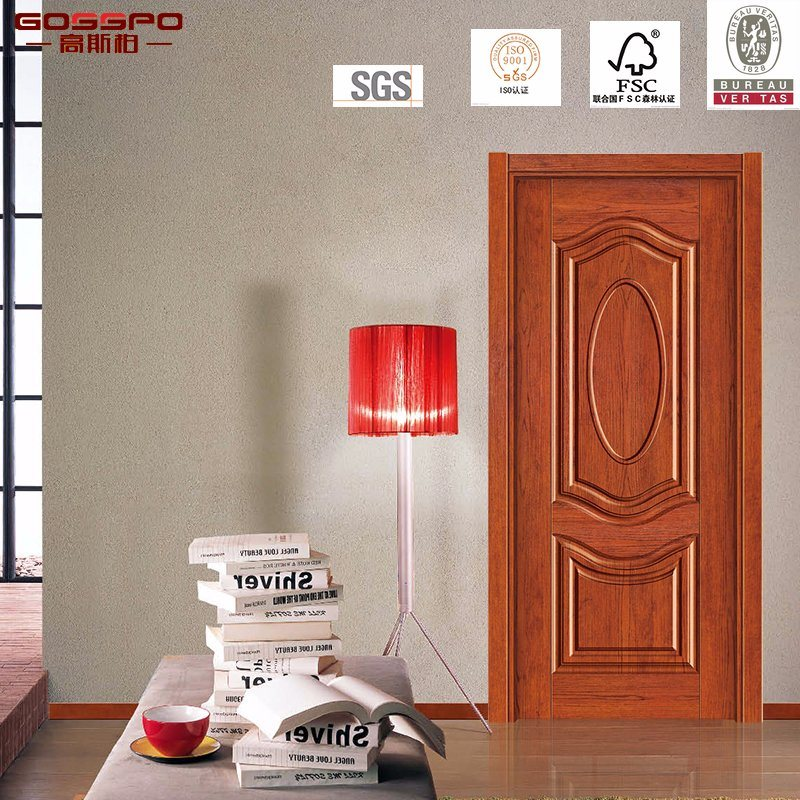 Cheap Price Fiberglass ABS Veneer Composite Door (GSP8-043)