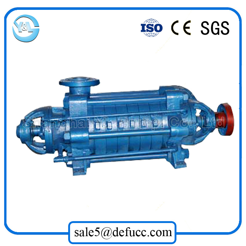 High Pressure Horizontal Multi-Stage Fire Fighitng Water Pump