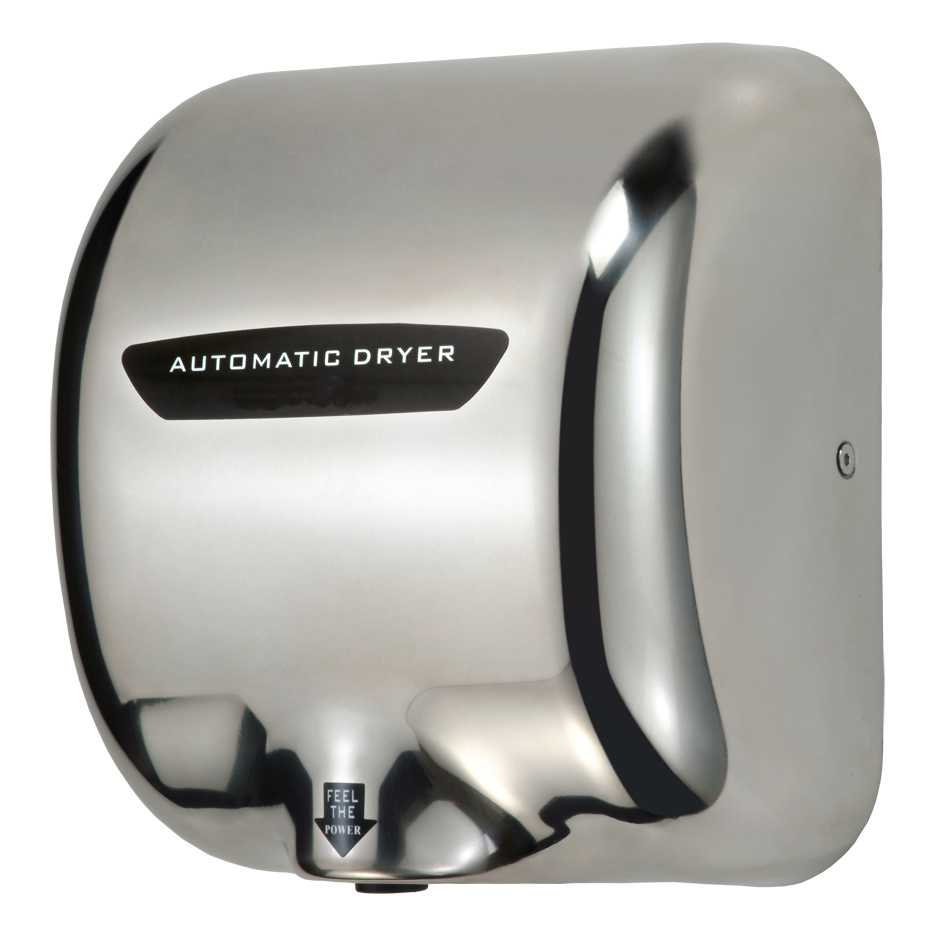 Large Power Super Speed Automatic Warm Air Hand Dryer