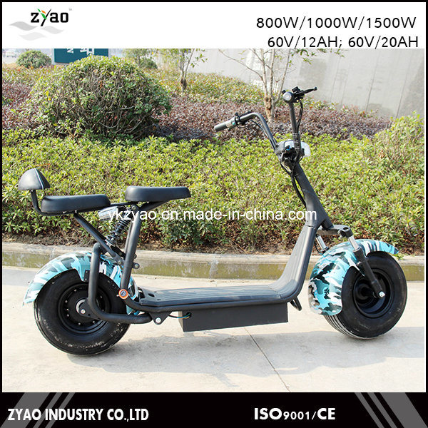 Electric Scooter Harley 2017 1000/1500W 12ah 20ah City Coco