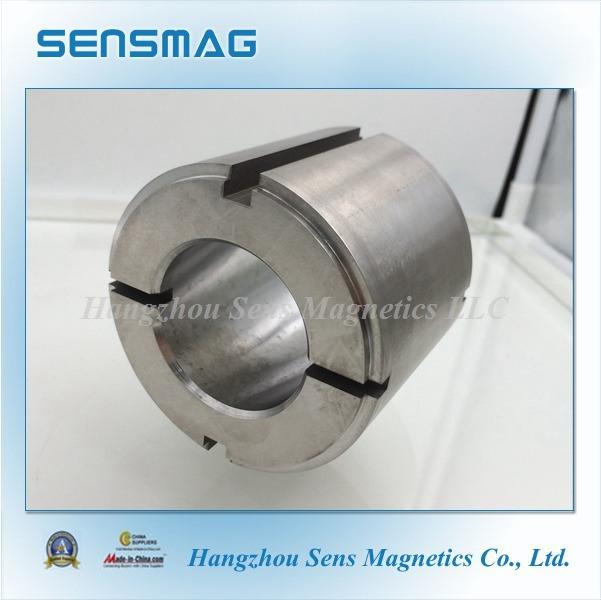 Permanent Aluminum Nickel Cobalt AlNiCo Ring Magnet for Generator