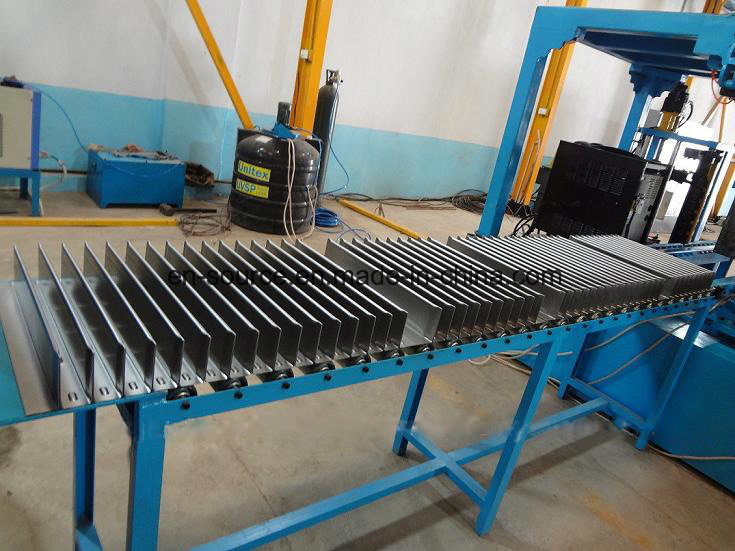 Transformer Pressed Steel Panel Radiator Lines, Roll Forming, Radiator Mold Making