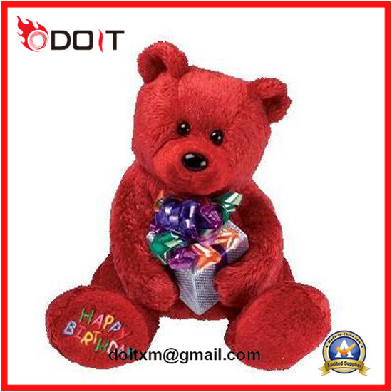 Holiday Valentines Day Graduation Teddy Bear Soft Stuffed Plush Toy