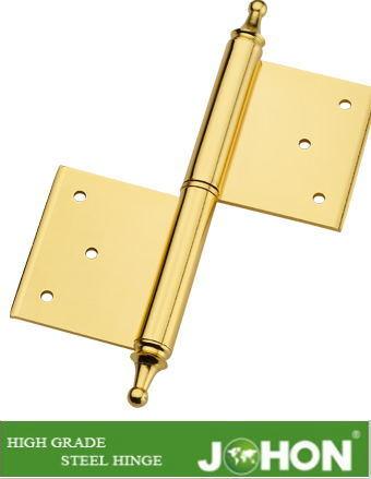 furniture Hardware Steel or Iron Door H Hinge (100/120/140/160X70/76mm furniture hardware)