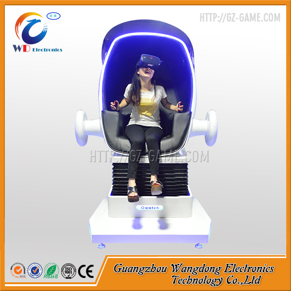 2017 9d Motion Chair New Effect Cinema Simulator 9d Vr