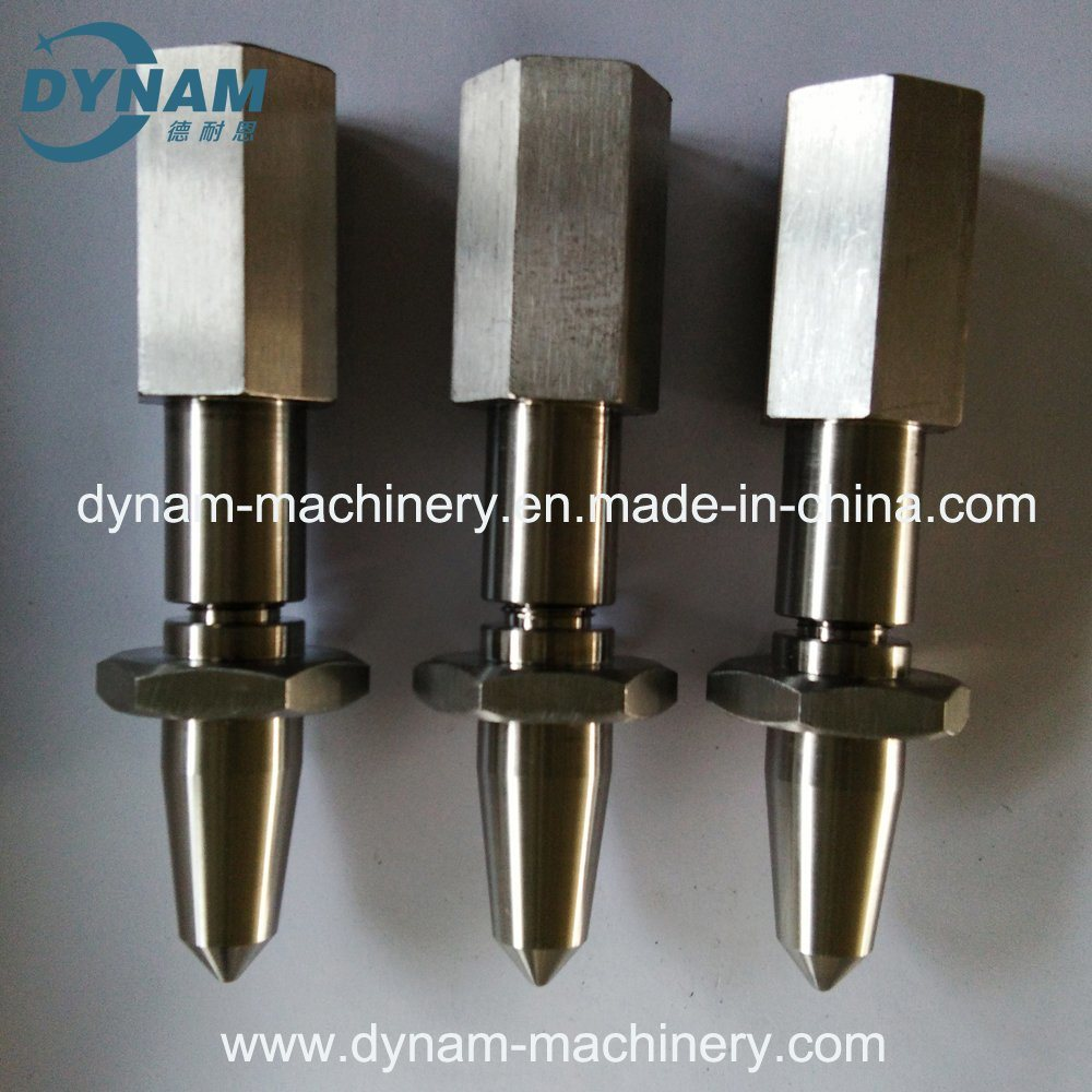 Precision Component Square Bar Material Stainless Steel CNC Machining
