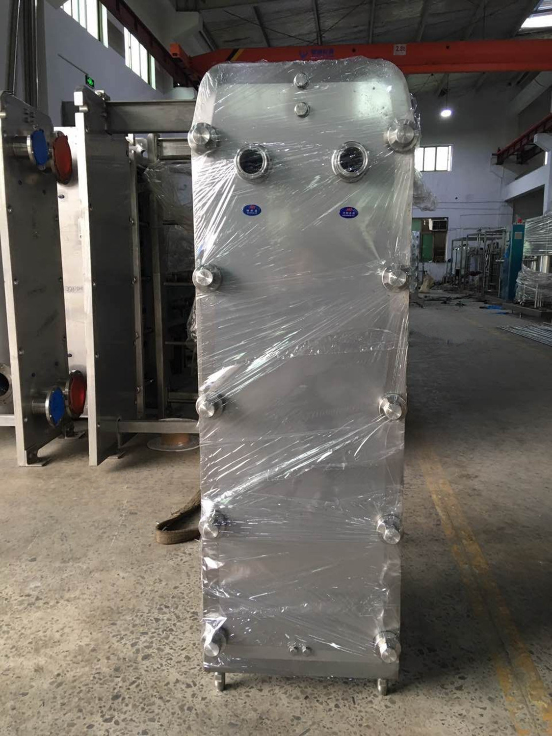 Plate Heat Exchanger Plate Exchanger Cooler Exchanger