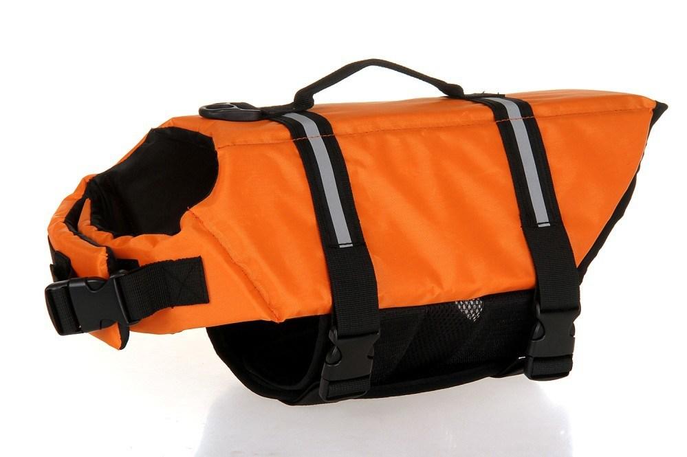 New Design Swimming Safety Dog Life Vest Manufacturer