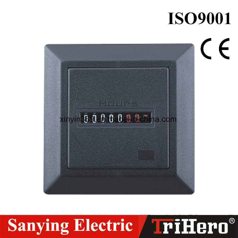 Hm-1 Mechanical Hour Meter Counter
