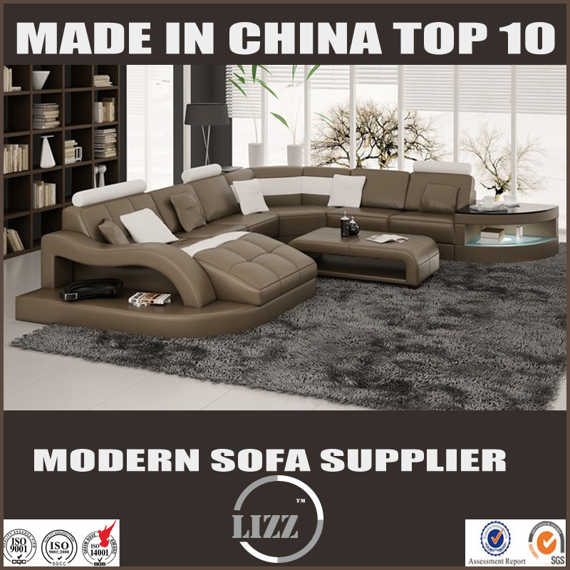 Divany U Shaped Living Room Designs Sectional Sofa for Australia