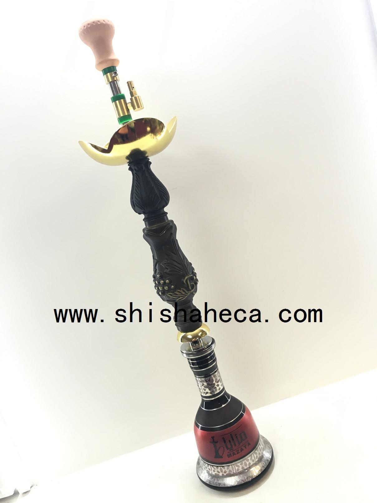 Best Quality Zinc Alloy Smoking Pipe Shisha Hookah