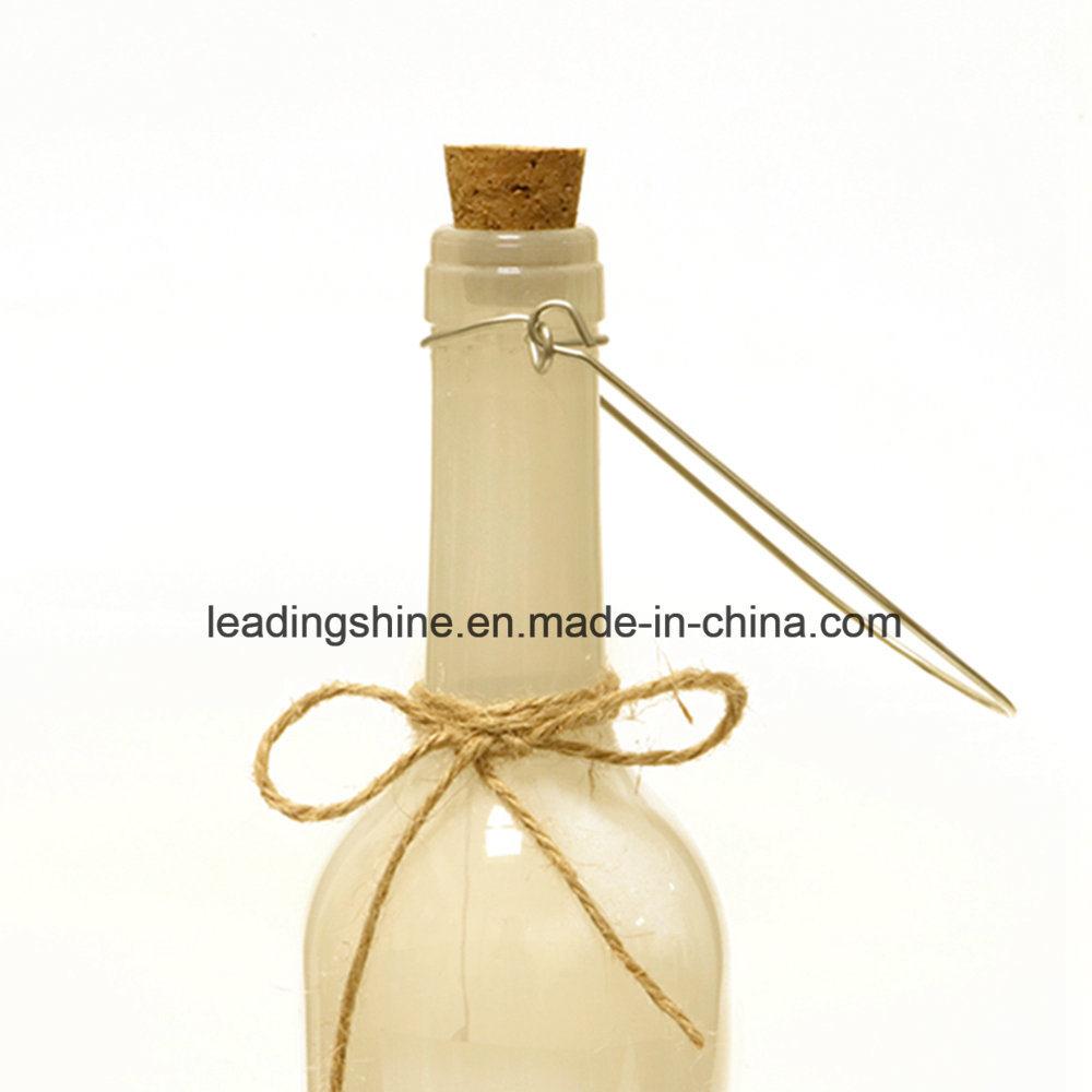 Christmas Gifts LED Fairy Starlight Bottle LED Light up Decoration Glow Sentiment Gift