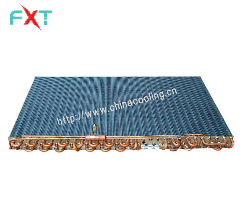 Air Conditioner Parts Copper Tube Condenser Evaporator Coil