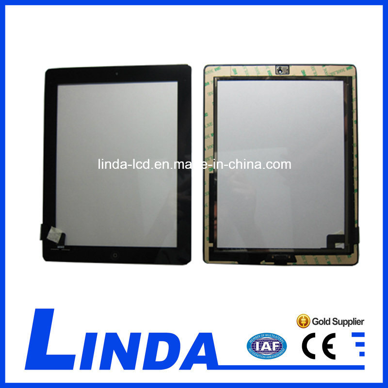 Digitizer for iPad 2 Touch Screen with Home Button Assembly