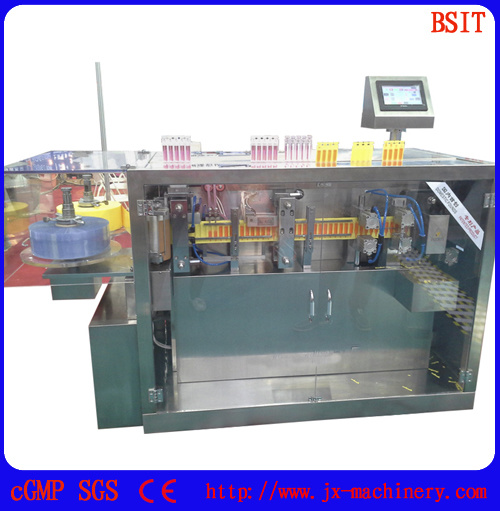 Plastic Ampoule Forming Machine (low speed DSM)