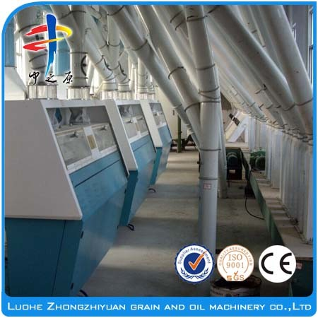 1-200 Tpd Wheat Flour Mill/Corn Flour Mii/Maize Flour Mill