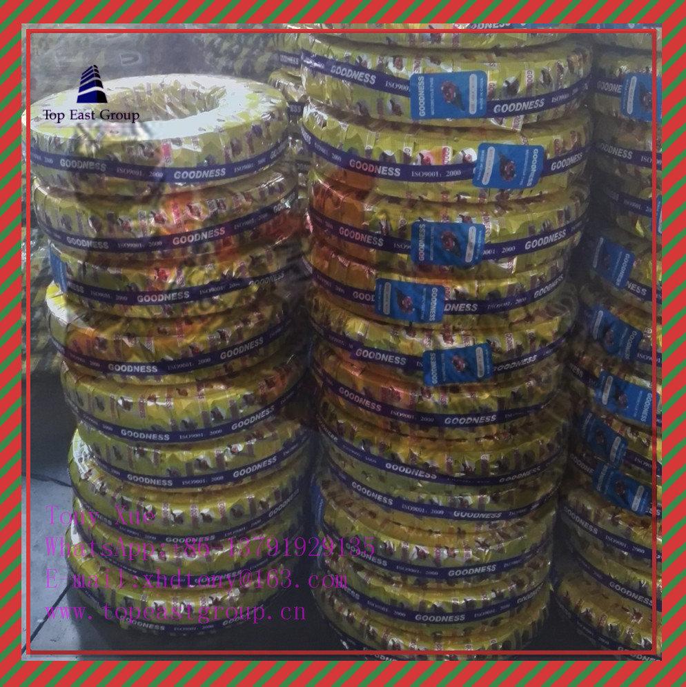 Long Life ISO Nylon 6pr Motorcycle Tyre 300-18, 300-17