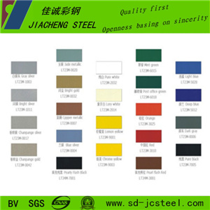 China Durable Color Steel Coil for Buidling Material