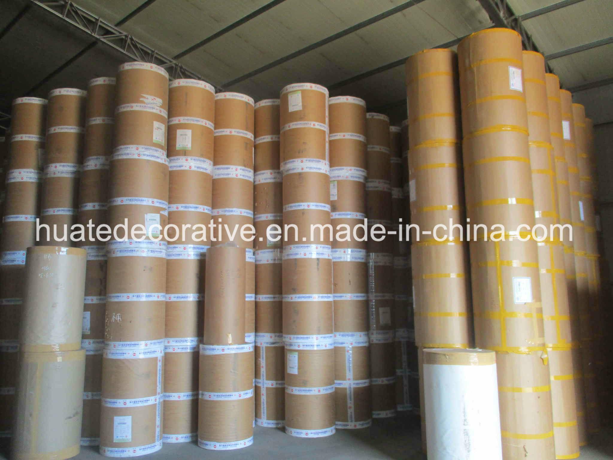 Marble Melamine Impregnated Paper for MDF, Plywood, Furniture
