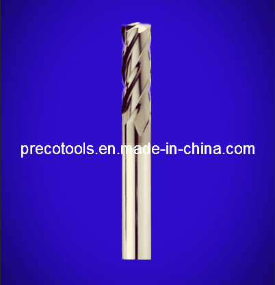 High Precision 4 Flute Solid Carbide End Mills