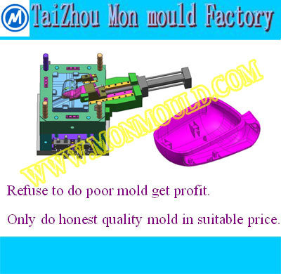 Injection Custom Auto Part Mould