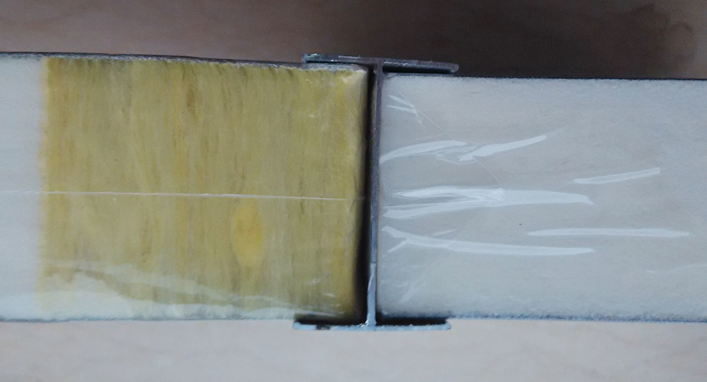 Glass Wool Sandwich Panels for Roof and Wall