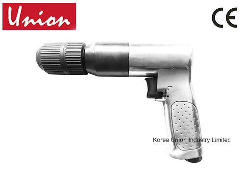 "Compressed Air Drill 1/2"" Portable Hand Drill Tool"