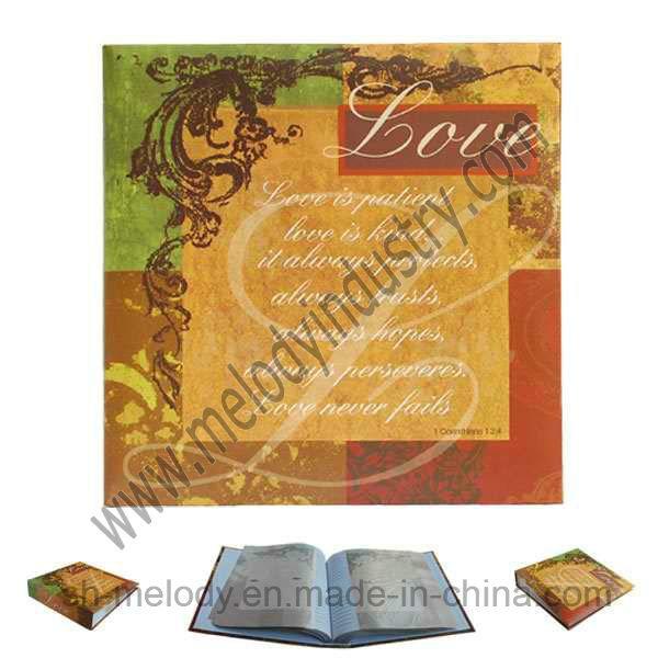 Unique Paper Cover Glue Bound Photo Album