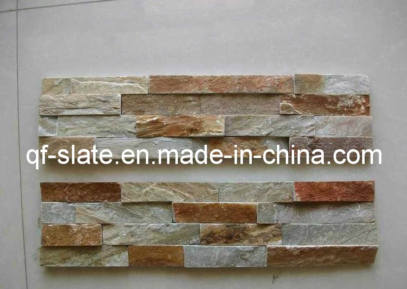 Interior and Exterior Natural Slate Culture Stone (Z-XZ04MTS)
