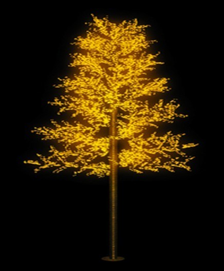 Led Lights For Outdoor Trees :  Tree Lights with CE & RoHS  China Led Cherry Tree Light, Outdoor Led