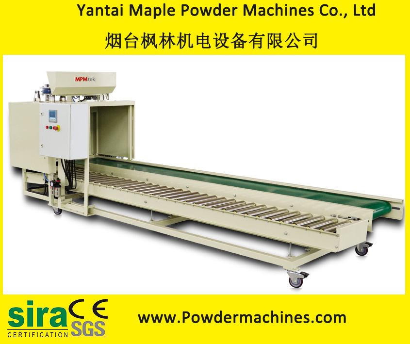 Electrostatic Automatic Weighing&Packing Machine