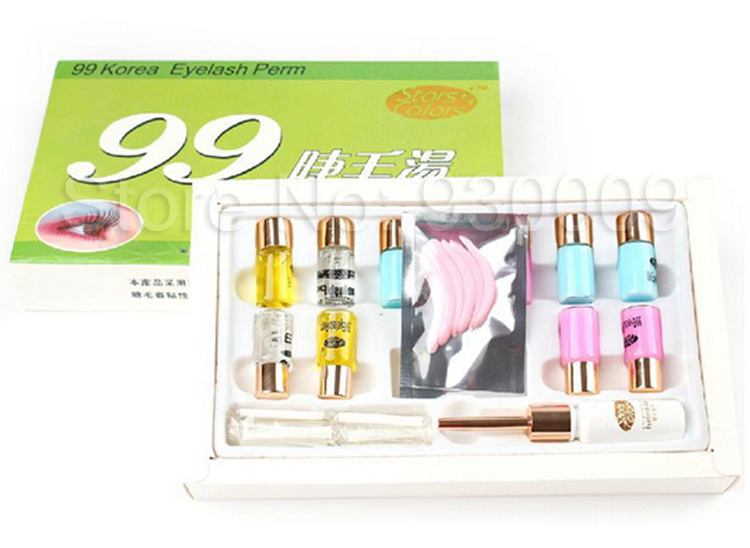 Chinese Best Eyelash Perm Kit Keeping Wave and Curler for 3 Months High Effective Eyelash Curler