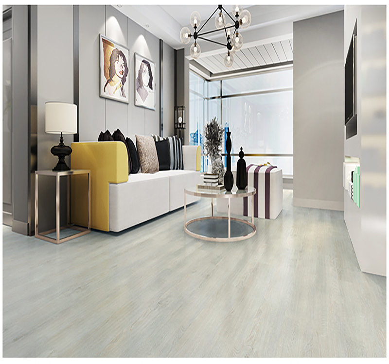 Wholesale Price Fireproof Wood Grain Decorate Floor Laminate Wooden Vinyl Flooring