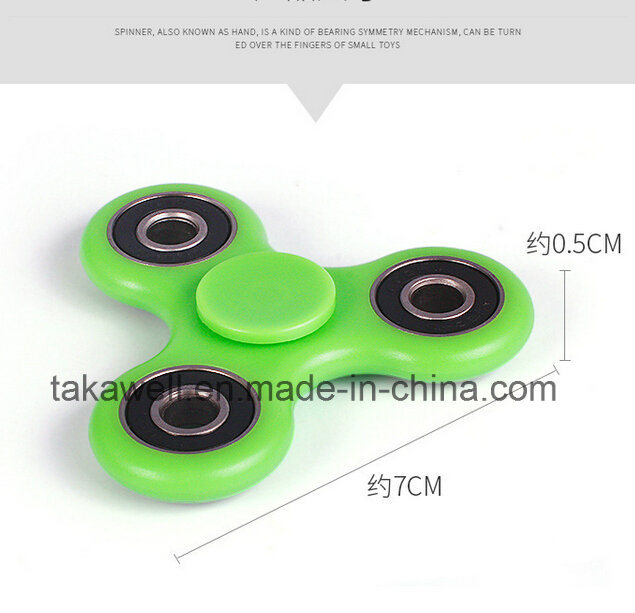 4minutes Precise Bearing Aluminum Fidget Hand Spinner with Fast Delivery