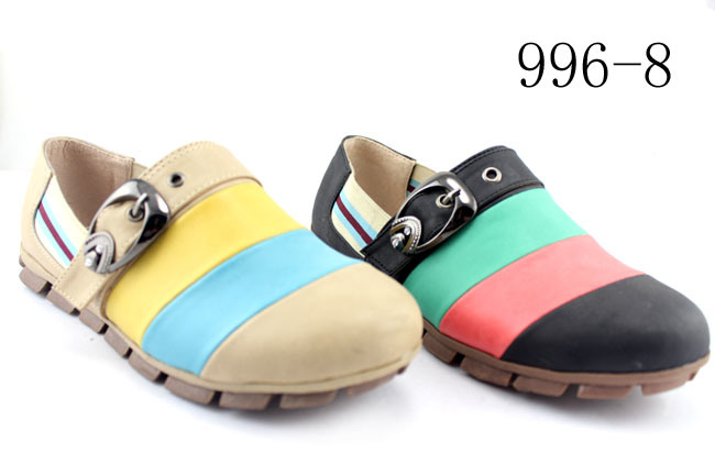 2012 The New Design and Comfortable Shoes for Woman (996-8