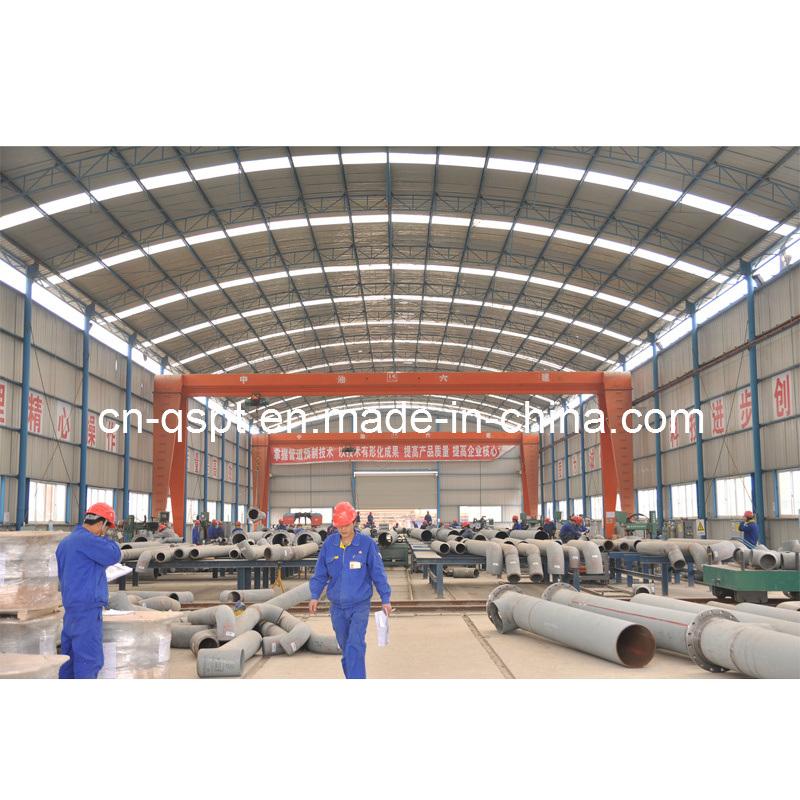 Pipe Prefabrication Line; Pipe Spool Fabrication Line