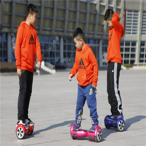 6.5inch Blue Smart Self Balance Electric Hoverboard