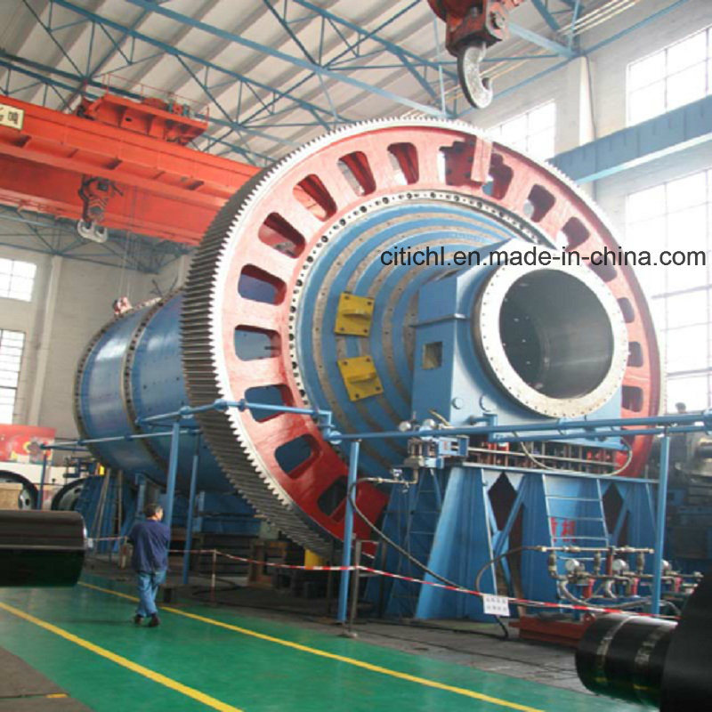 Wet Grinding Ball Mill of Energy Saving Machine